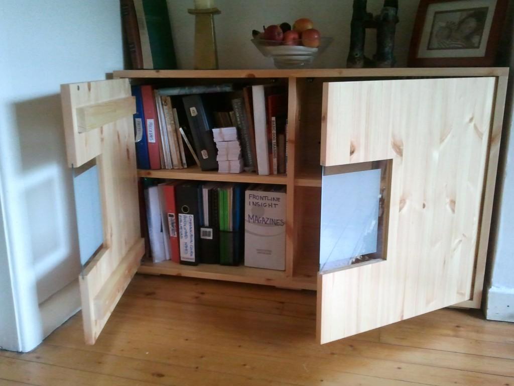 Ying yang custom built office furniture e1 works - Custom built home office furniture ...